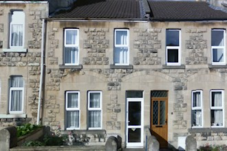 Student accommodation - 8 St Kilda's Road, Oldfield Park, Bath BA2 3QJ